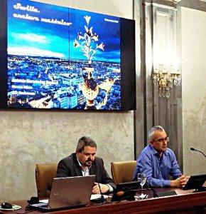 Conferencia en la Casa de la Provincia